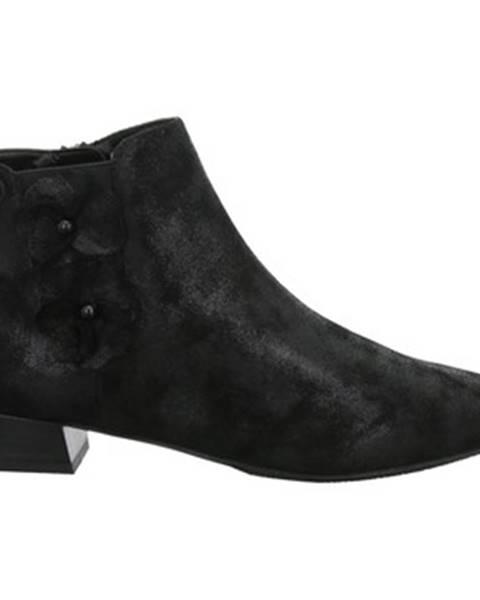 Čierne topánky Gerry Weber