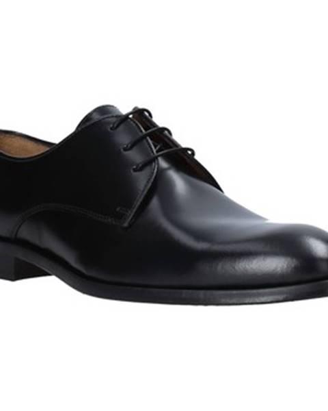 Čierne topánky Marco Ferretti