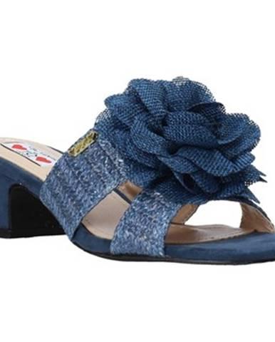 Modré topánky Love To Love