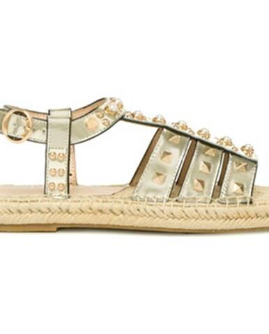 Žlté sandále Liu Jo