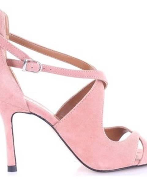 Ružové sandále Marc Ellis