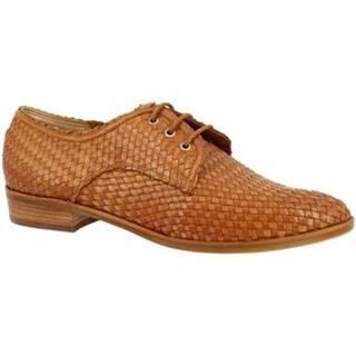 Derbie Leonardo Shoes  S080 KONS CUOIETT
