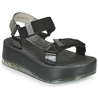 Sandále Melissa  PAPETE PLATFORM + RIDER