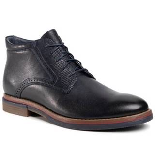 Šnurovacia obuv Sergio Bardi MB-VAN-05 koža(useň) lícová