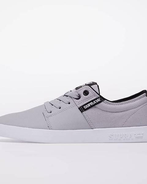 Sivé tenisky Supra