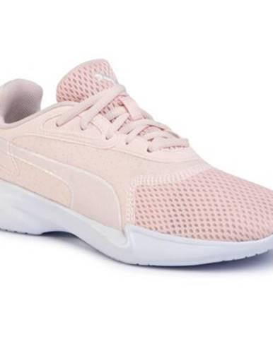 Svetloružové tenisky Puma