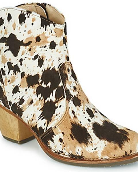 Viacfarebné topánky Neosens