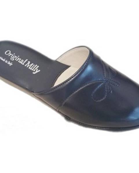 Modré topánky Milly