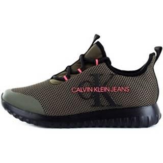 Nízke tenisky Calvin Klein Jeans  B4S0707
