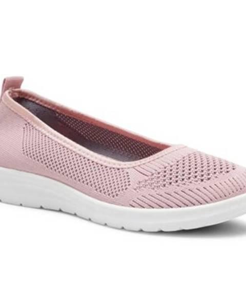 Ružové tenisky Bassano