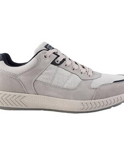 Svetlošedé topánky Lanetti