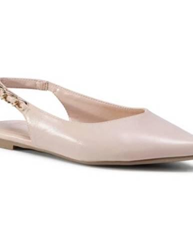 Béžové balerínky Jenny Fairy