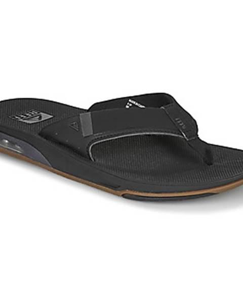 Čierne topánky Reef