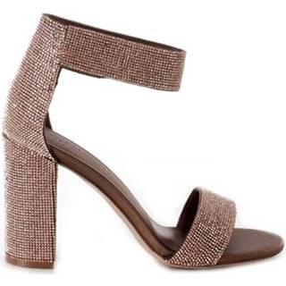Sandále Jeffrey Campbell  JCS33190510-BRO