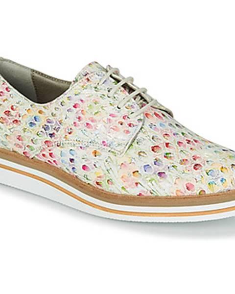 Viacfarebné topánky Dorking