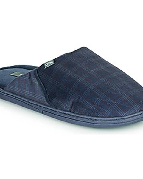 Modré papuče DIM