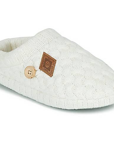 Béžové papuče Dockers by Gerli