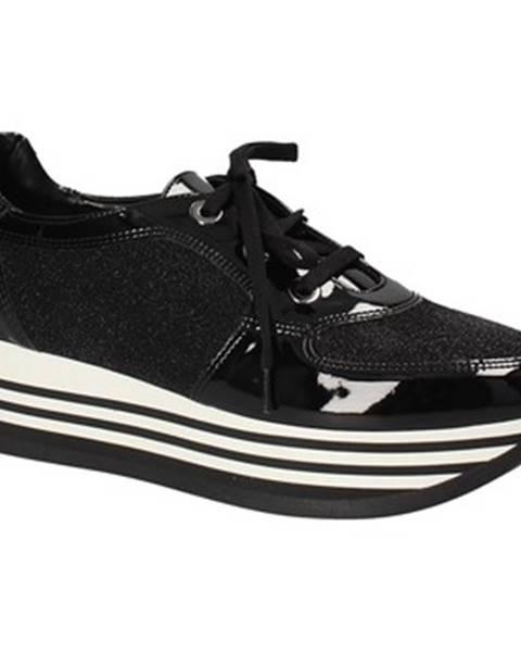 Čierne tenisky Grace Shoes