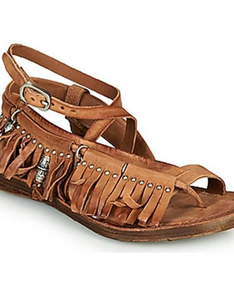 Hnedé sandále Airstep / A.S.98