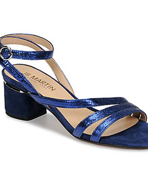 Modré sandále JB Martin