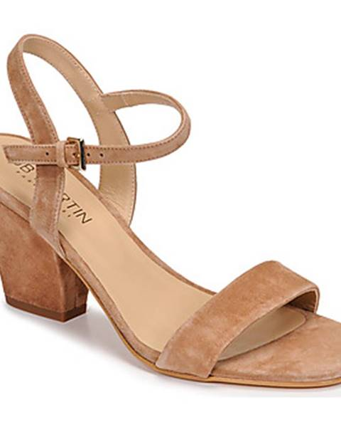 Hnedé sandále JB Martin