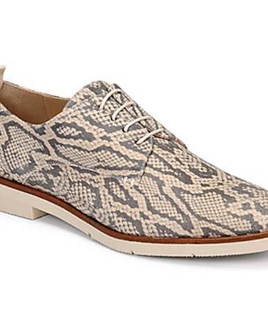Biele topánky JB Martin