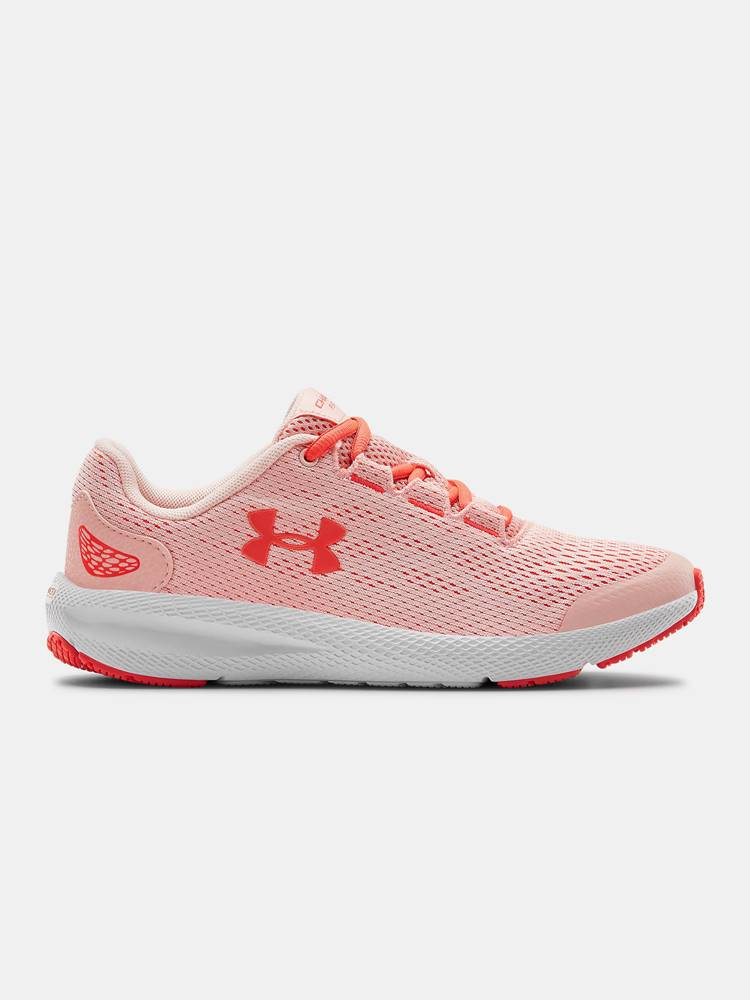 Under Armour Topánky Under Armour UA GS Charged Pursuit 2-RED