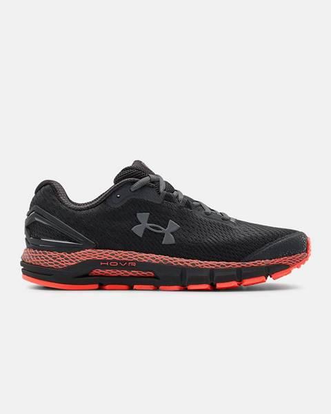 Čierne topánky Under Armour