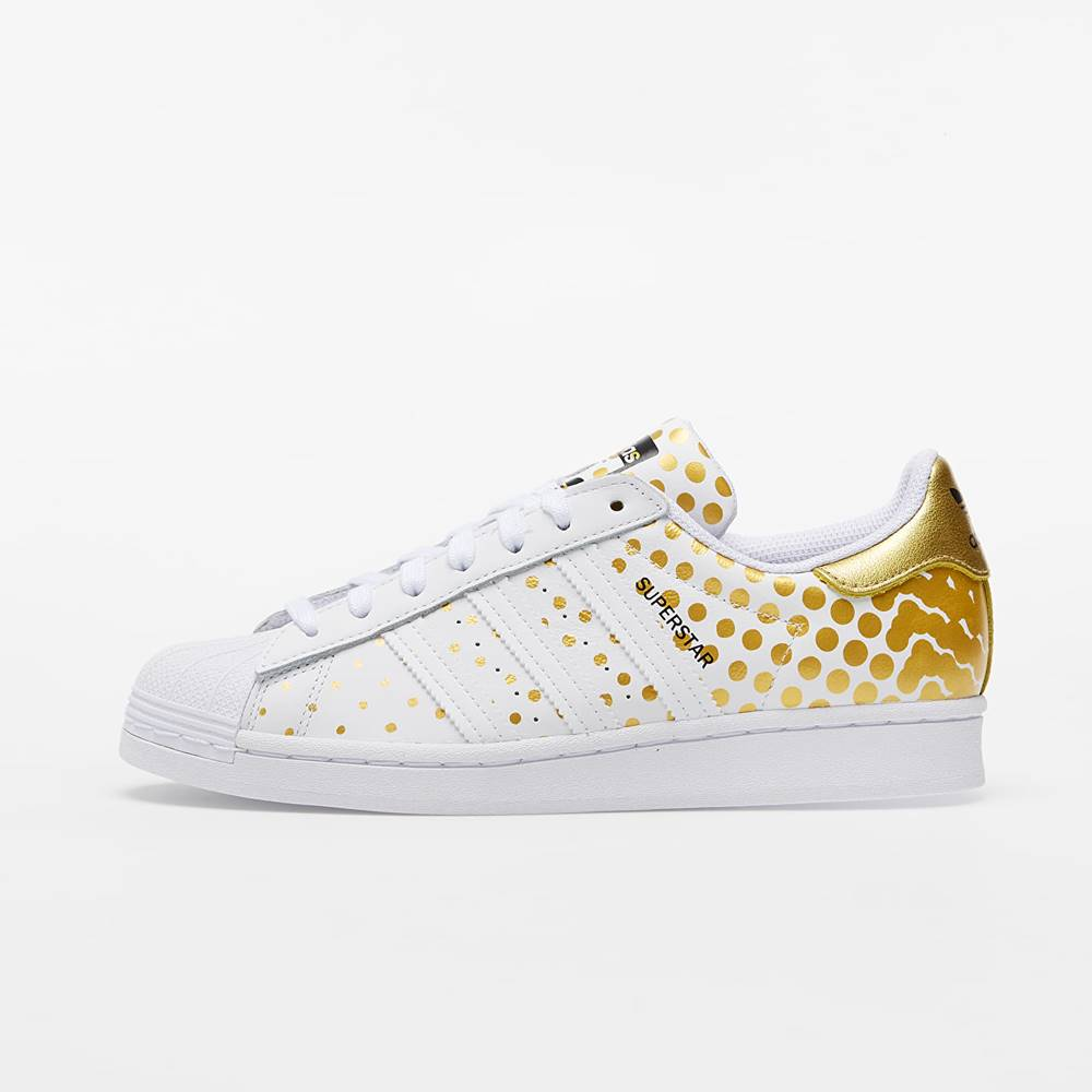 adidas Originals adidas Superstar W Gold Metalic/ Ftw White/ Core Black