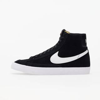 Nike Blazer Mid '77 Suede Black/ White