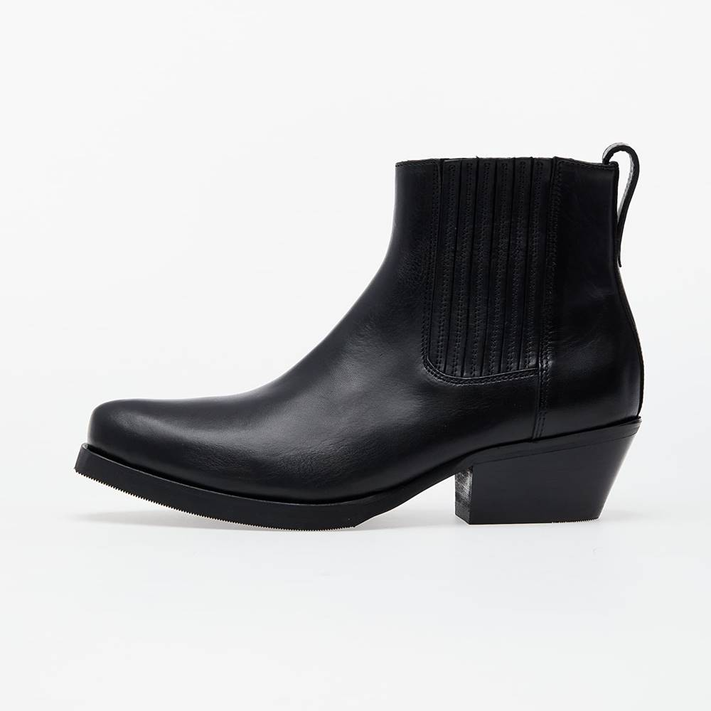 Our Legacy Our Legacy Cuban Boot Black