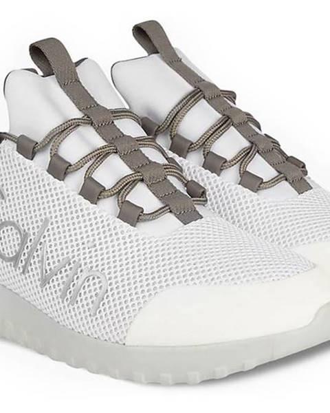 Biele tenisky Calvin Klein