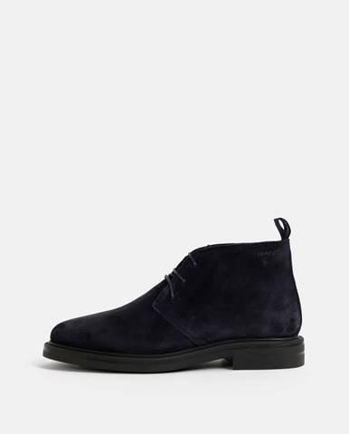 Tmavomodré topánky GANT