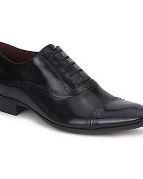 Čierne topánky Redskins