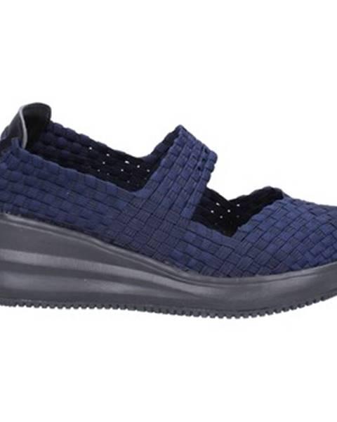Modré topánky Cristin