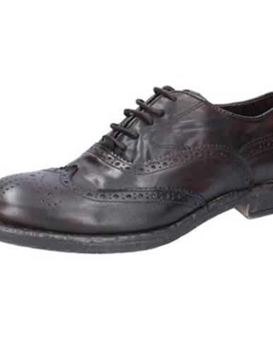 Hnedé topánky Cesare Maurizi