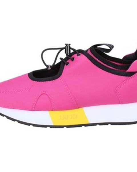 Ružové tenisky Liu Jo