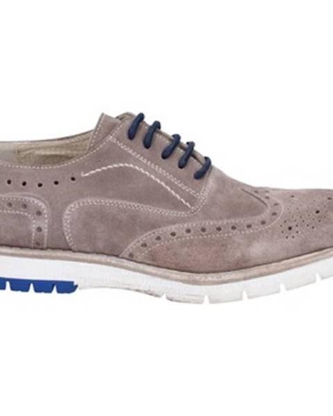 Béžové topánky Ossiani