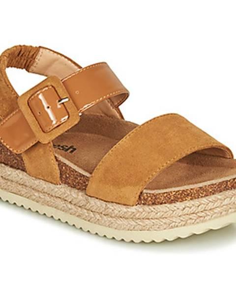 Hnedé sandále Refresh