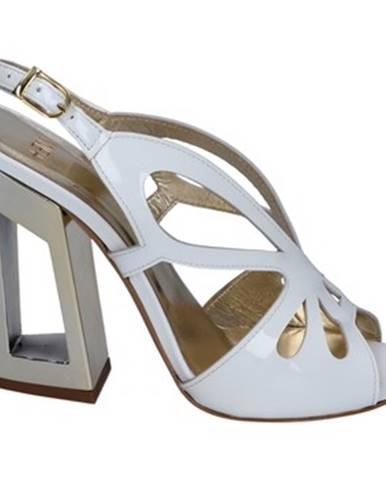 Biele sandále Me + By Marc Ellis