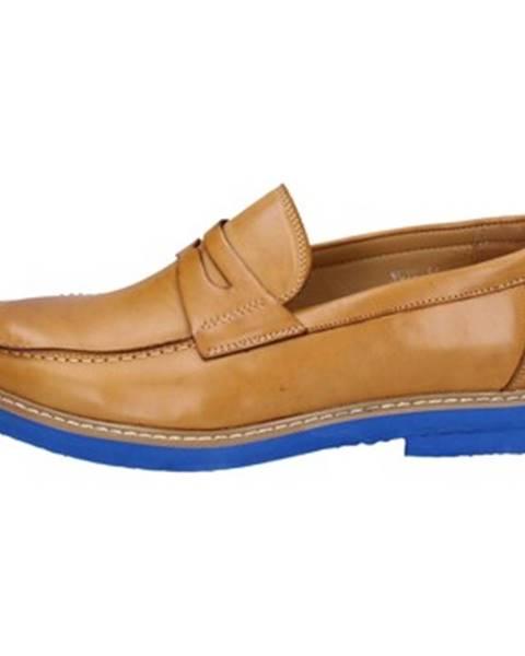 Hnedé topánky Solo Soprani