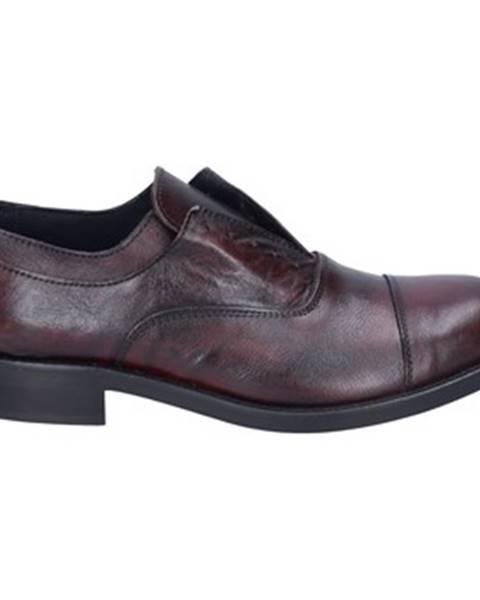 Bordové topánky Cod-E