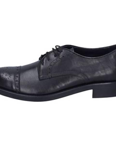 Čierne topánky Cod-E