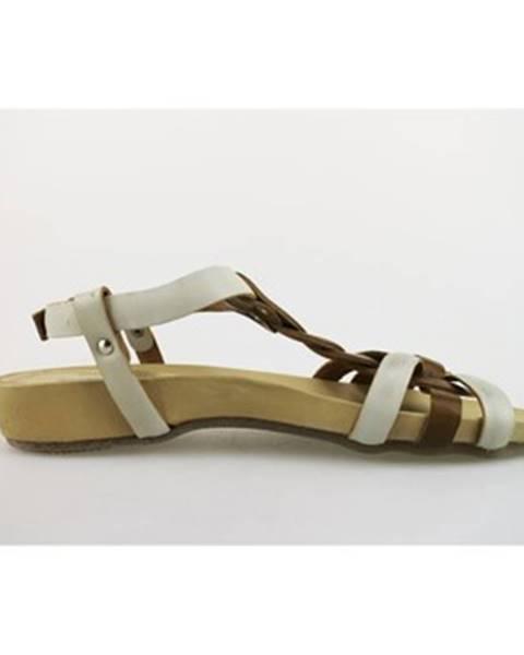 Viacfarebné sandále Michel Batic