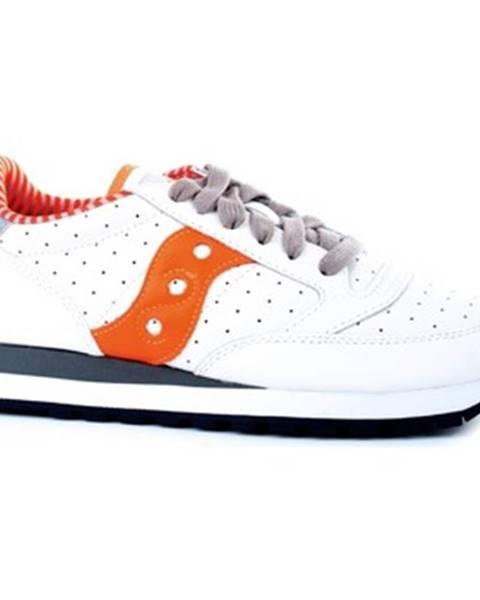 Biele topánky Saucony