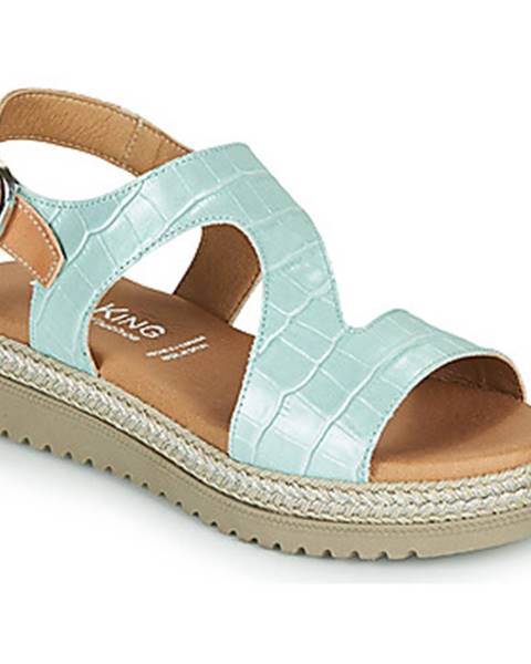 Zelené sandále Dorking