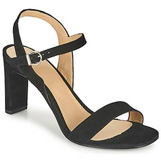 Sandále Perlato  11797-CAM-NOIR
