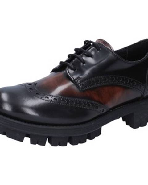 Čierne topánky Lea Foscati