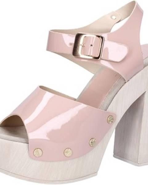 Ružové sandále Suky Brand