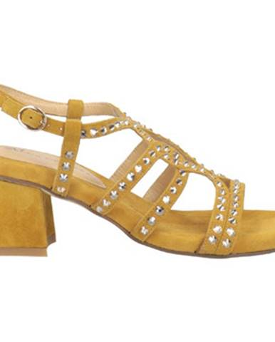 Žlté sandále Alma En Pena